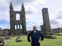 2018 05 13 St Andrews Ruinen der alten Kathedrale