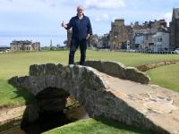 2018 05 13 St Andrews weltberühmter Golfplatz