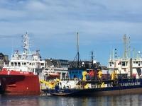 2018 05 14 Aberdeen Hafen