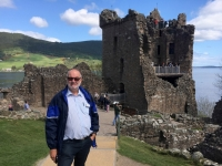 2018 05 16 Urquhart Castle Loch Ness