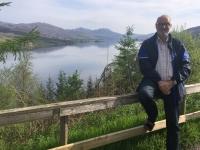 2018 05 17 Blick auf Loch Carron
