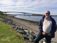 2018 05 17 Kiliakin mit Isle Brücke im Hintergrund