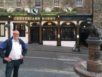 2018 05 18 Edinburgh Bar Greyfriars Bobby