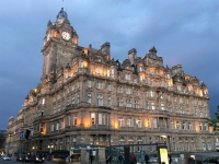2018 05 18 Edinburgh Hotel The Balmoral
