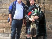 2018 05 18 Edinburgh unterhalb der Burg