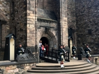 2018 05 19 Edinburgh Castle Wachablöse