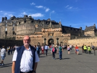 2018 05 19 Edinburgh Castle