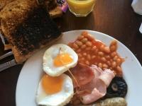 2018 05 19 Letztes schottisches Frühstück