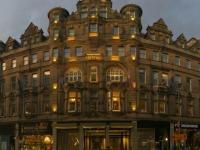 2018 05 18 Edinburgh ehrwürdiges Hotel Hilton