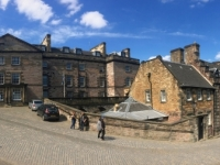 2018 05 19 Edinburgh Castle Innenhof