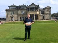 2018 05 13 St Andrews weltberühmter Golfplatz Reisewelt on Tour