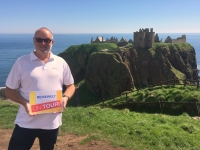 2018 05 14 Dunnator Castle Reisewelt on Tour