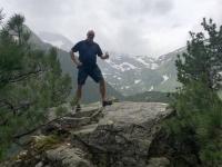 Herrlicher Ausblick auf die Rudolfshütte am Weisssee