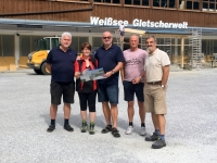 Seilbahn zum Weisssee ist noch gesperrt