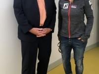 Limbacher Andrea Schicross Weltmeisterin