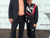 Liu Jia Tischtennisspielerin