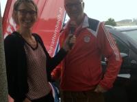 Interview mit FC Bayern TV