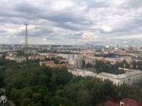 2018 06 25 Blick über Minsk vom Riesenrad aus