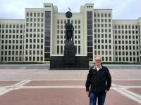 2018 06 25 Parlament mit Lenindenkmal