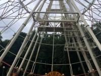 2018 06 25 Riesenrad im Maksim Gorky Kinderpark