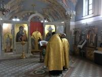 2018 06 26 Kapelle neben der Heiligen Geist Kathedrale