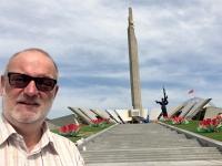 2018 06 27 Minsk Siegespark mit Siegesmuseum
