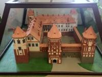 2018 06 27 Schloss Mir Modell