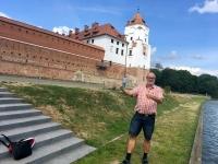 2018 06 27 Schloss Mir Wasserentnahme Schloss_Wassergraben