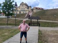2018 06 27 Unesco Weißrussland Architektonisches Erbe in Nieswiez