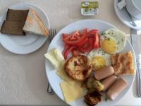 2018 06 28 Minsk täglich sehr gutes Frühstück