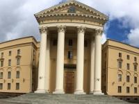 2018 06 25 Minsk KGB Gebäude