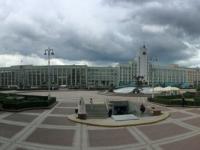 2018 06 25 Minsk Unabhängigkeitsplatz