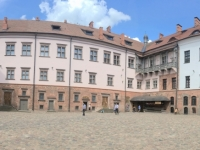2018 06 27 Schloss Mir Innenhof