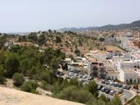 Spanien Ibiza Biologische Vielfalt und Kultur Nekropole Puig des Molins Kopfbild