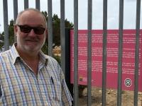 Spanien Ibiza Biologische Vielfalt und Kultur Sa Caleta Tafel