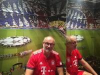 2018 07 12 München Flughafen FC Bayern Shop Einkauf des neuen Trikots