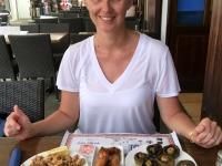 2018 07 13 Ibiza Altstadt perfektes Mittagessen