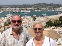 2018 07 13 Ibiza Blick von der Festung
