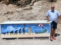 2018 07 14 Berühmter Strand Benirras