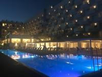 2018 07 14 Unser Hotel Iberostar bei Nacht