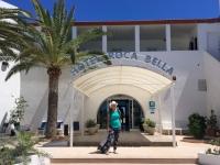2018 07 16 Es Pujols Ankunft im Hotel Rocabella