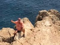 2018 07 17 Cap de Barbaria südlichster Punkt von Formentera
