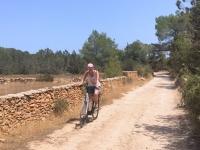 2018 07 17 Formentera Radfahrt in der Pampas
