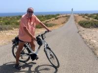 2018 07 17 Formentera Radfahrt zum Leuchtturm