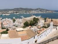 2018 07 13 Ibiza Blick auf den Hafen
