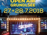 Seer Open Air 2018 Plakat