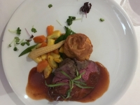 HS Chateaubriand im Rotwein Jus