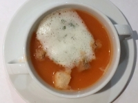 Suppe Tomaten Cremesuppe