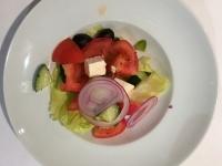VS Griechischer Salat
