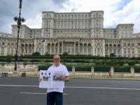 2018 07 30  Bukarest Parlamentspalast ASVOÖ Informer